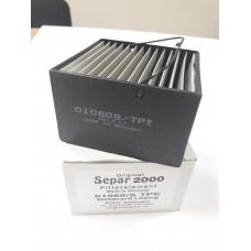 Фильтрующий элемент (картридж) для Сепар-2000/10 и ЭВО (60мк, металлическая сетка) № 01060S