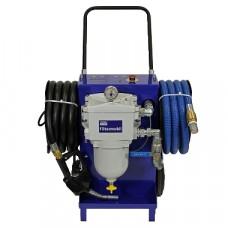 Сепар-2000/40/M/WSA - Передвижная фильтрующая установка для АЗС