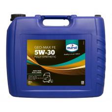 Eurol Geo-Max FE 5W-30  API CJ-4 (синт), 20л
