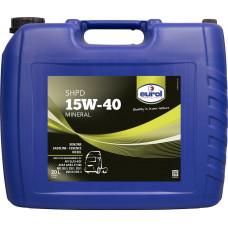 Eurol SHPD 15W-40 MF  SL/CI-4 (мин.), 20л
