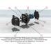 Предпусковой подогреватель Атлант+ 1,5 кВт (объем двигателя до 5л) с бамперным разъемом