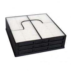 Фильтрующий элемент (картридж) для Сепар-2000/40/S60 (60мк, металлическая сетка) № 04060S